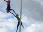 Day 204:  Forget About the Fear, or, Why the Trapeze Lesson Made Me Cry