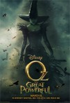 Day 241:  Oz Tries to Please Too Many People:  A Review of Oz the Great and Powerful