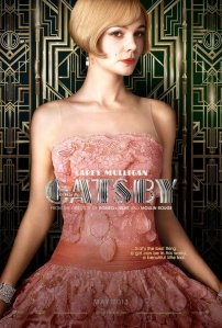 What do you think?  Does Carey Mulligan look the way you imagined Daisy?