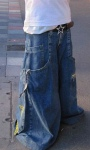 Day 272:  3 Stories of Jeans, or, Get Out of MyPants!