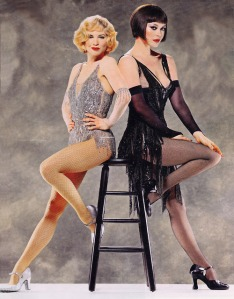 Roxy and Velma.  photo credit.