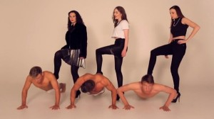 """""""Defined Lines"""" spoof of """"Blurred Lines"""" by Auckland University law students."""