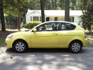 This is my car.  I call her Lil Bee.