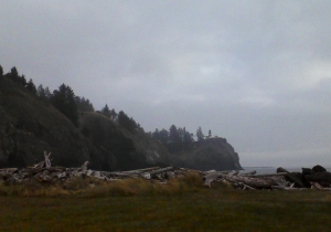 Cape Disappointment in Long Beach, Washington.