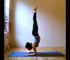This is forearm stand.  Mine doesn't look quite this pretty.