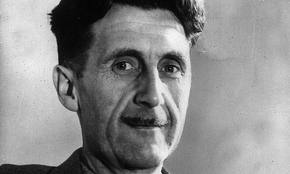 George Orwell.  photo credit.