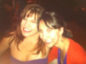 Tawni and Eva