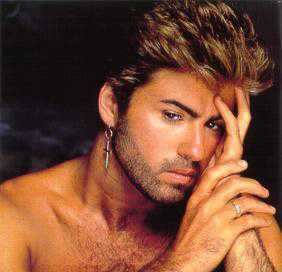 George Michael.  photo credit
