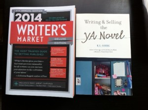 Prizes -- helpful books about writing!