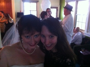 My awesome friend Jeni just got married!