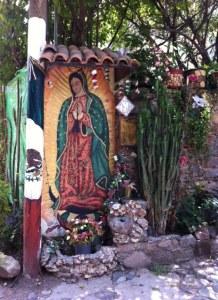 In San Miguel de Allende.
