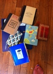 7 Idea Journals & A Writer's Notebook in theCloud(s)