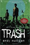 TRASH by Andy Mulligan (Meagan & Eva's Middle Grade Bookshelf)